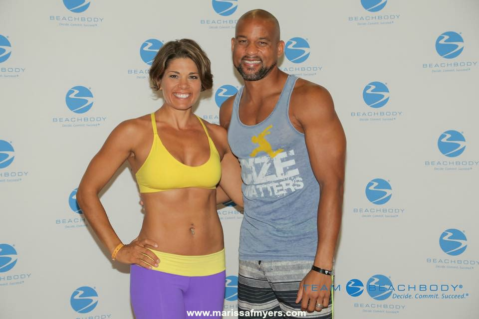 Insanity, Beachbody Success Club Trip, Marissa Myers