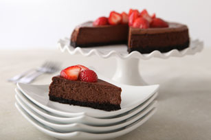 Marissa Myers, Vegan Chocolate Cheesecake